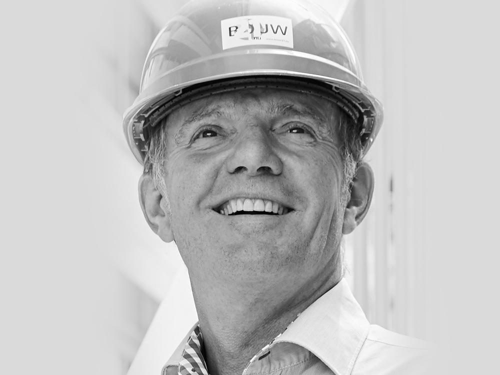 Jan Hillen, directeur van Bouw21